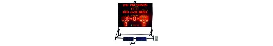Multi-Purpose Scoreboards