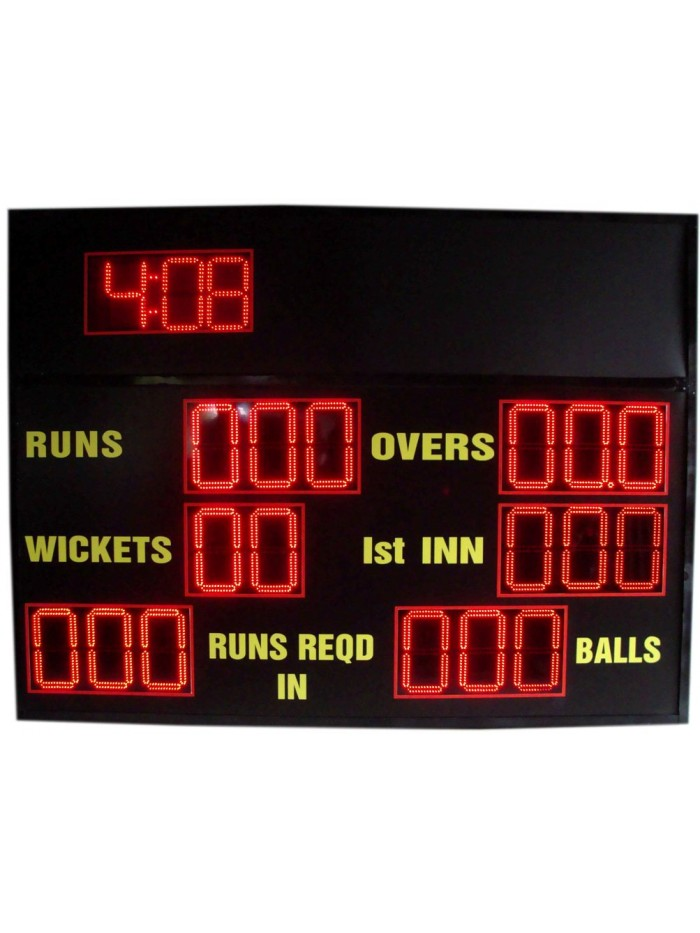 Cricket LED/FND Scoreboard