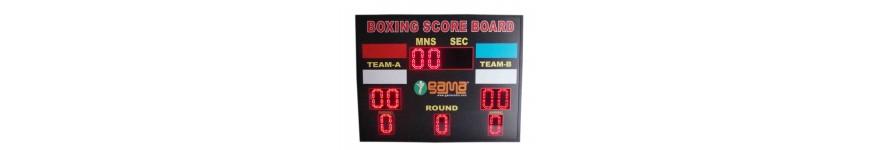 Boxing Scoreboards