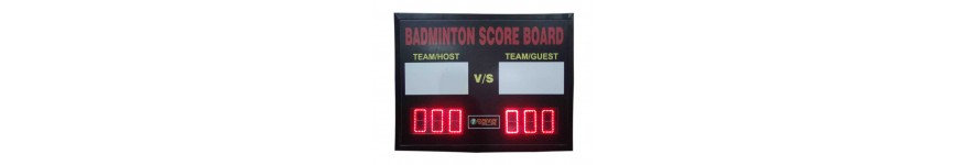 Badminton Scoreboards