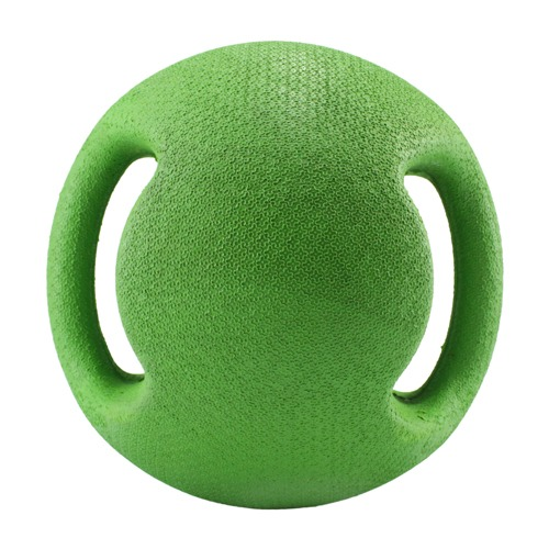 Medicine Ball Rubber Double Handle