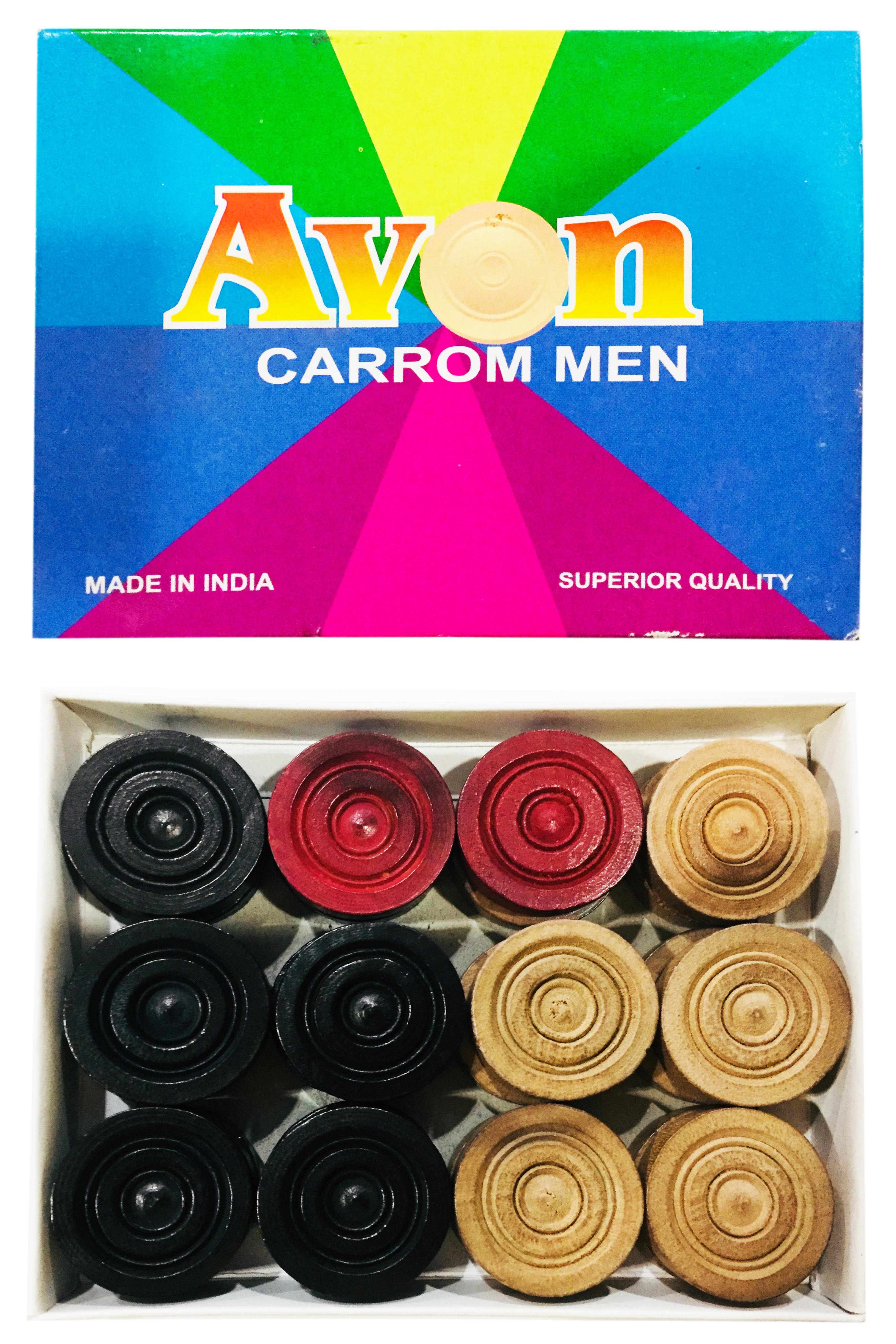 Avon Carrom Men
