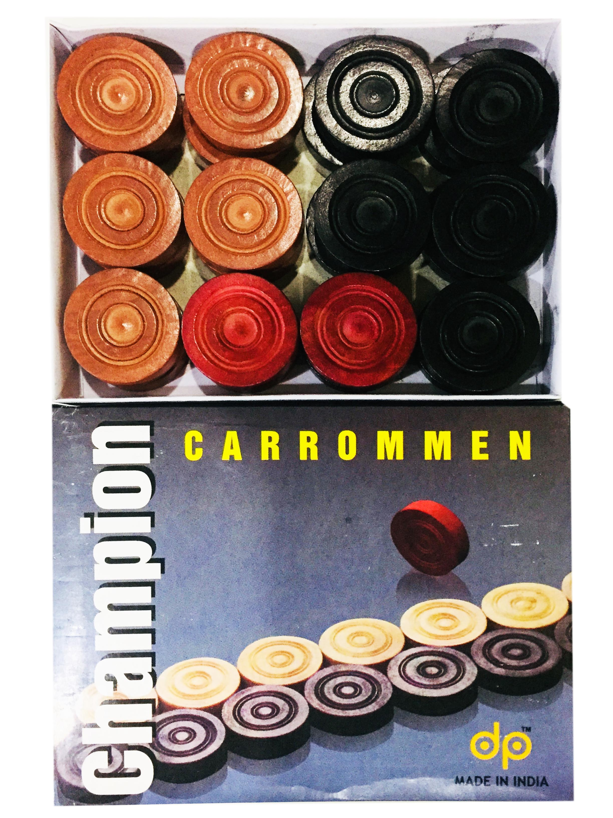 Champion Carrom Coins