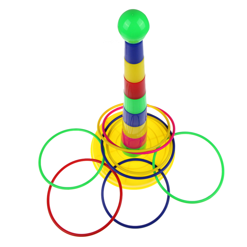 Plastic Ring Throwing Set