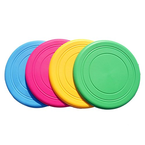 Soft Rubber Frisbee