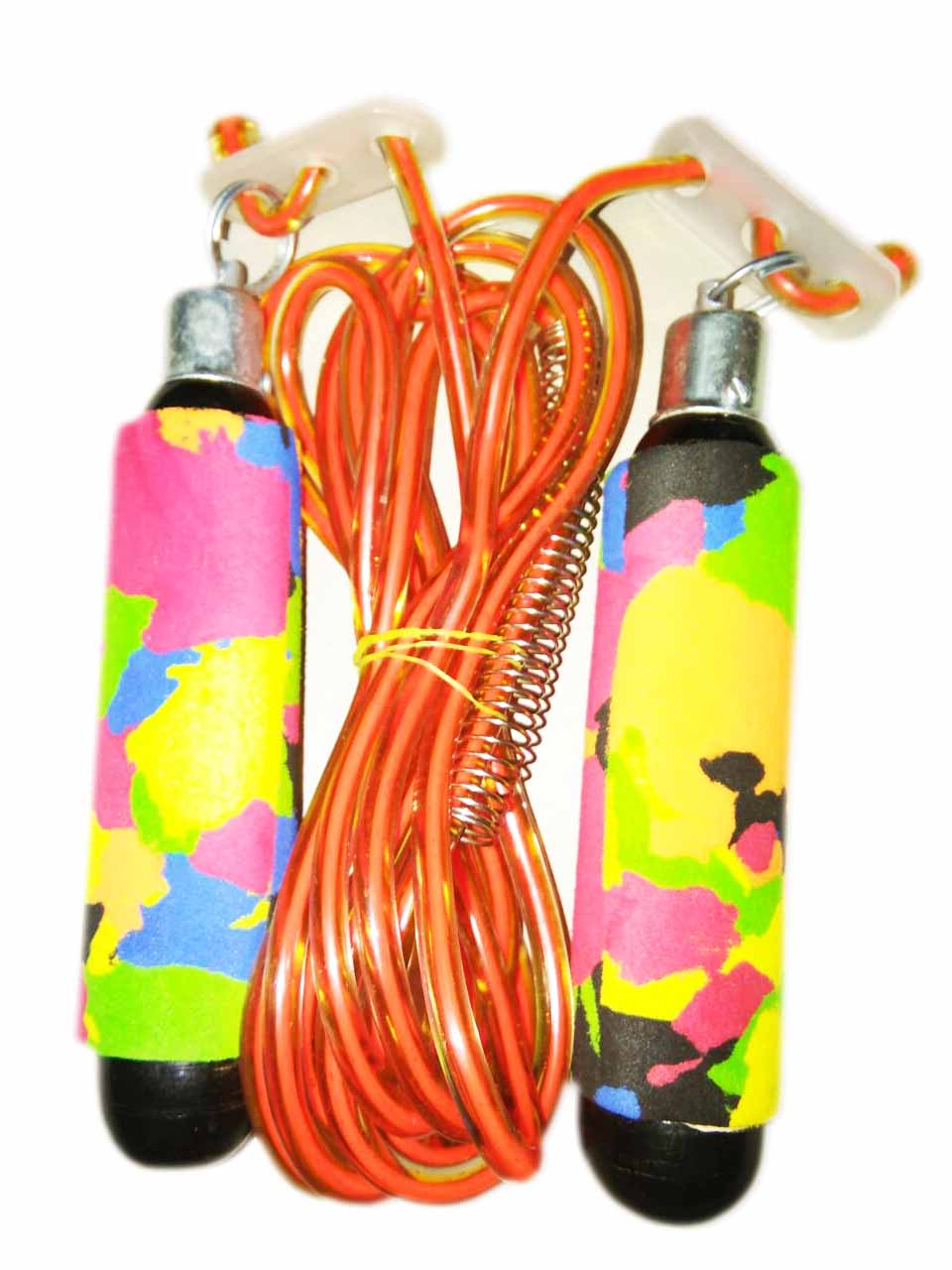 PVC Skipping Rope with Foam Handle