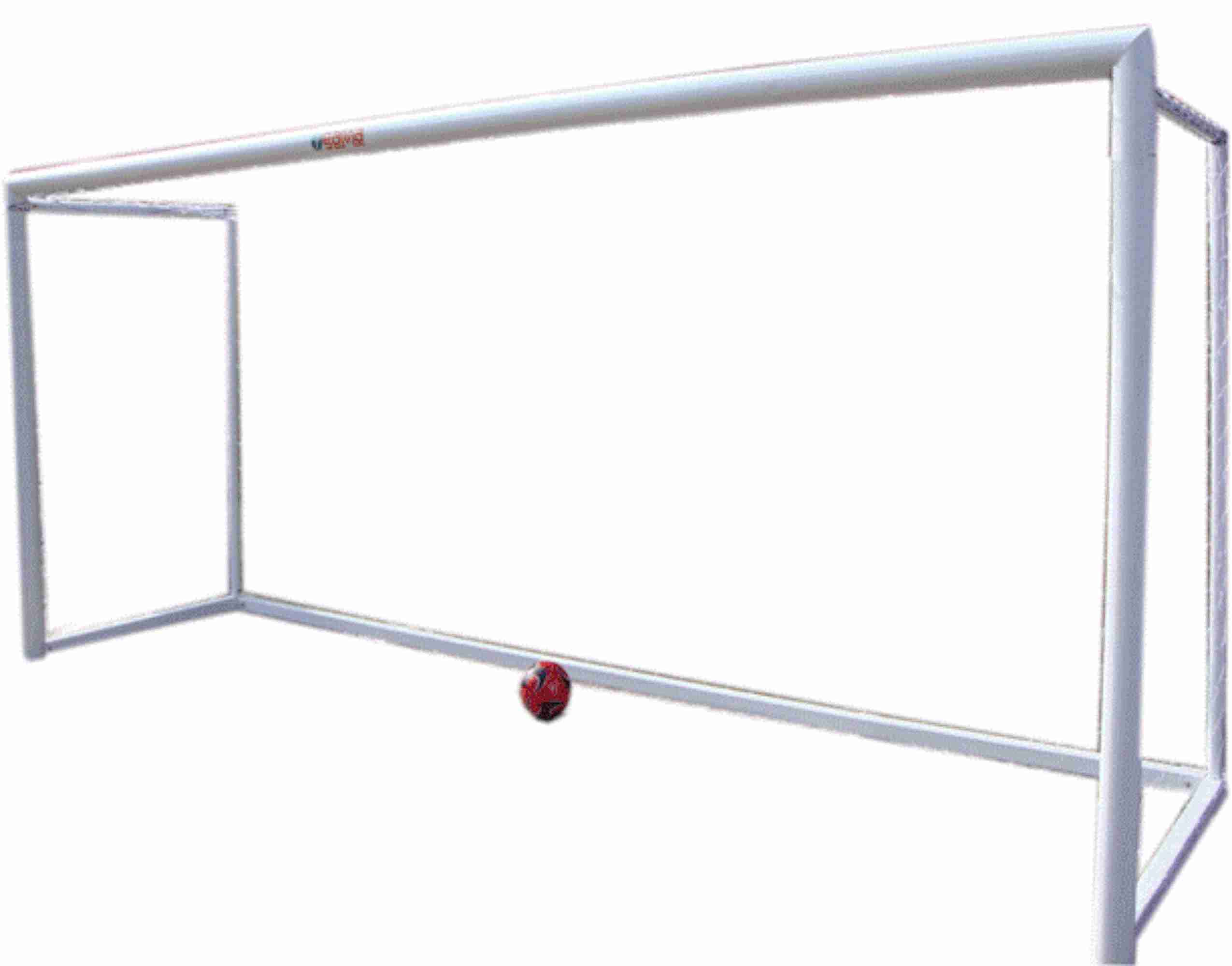 Football Steel Portable Goal Post