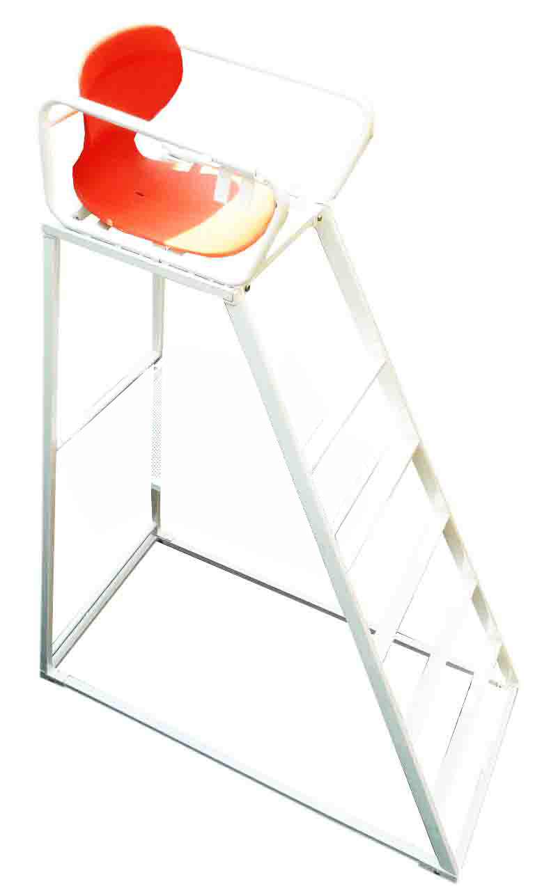 Umpire Chair without Shelf