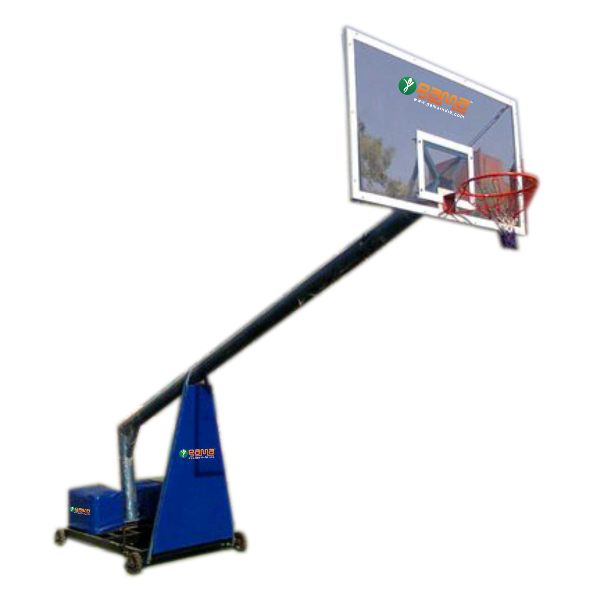 Basketball Post Portable