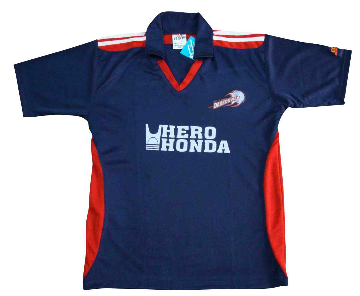 T-20 Cricket T-Shirt Polyester with front Sublimat...