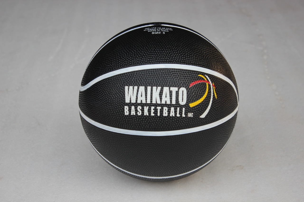 Basketball, Moulded Synthetic Rubber