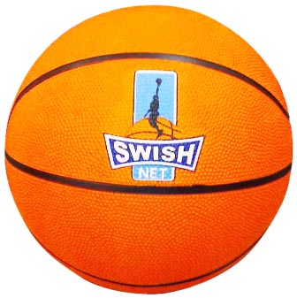 Basketball Tournament Rubber Moulded