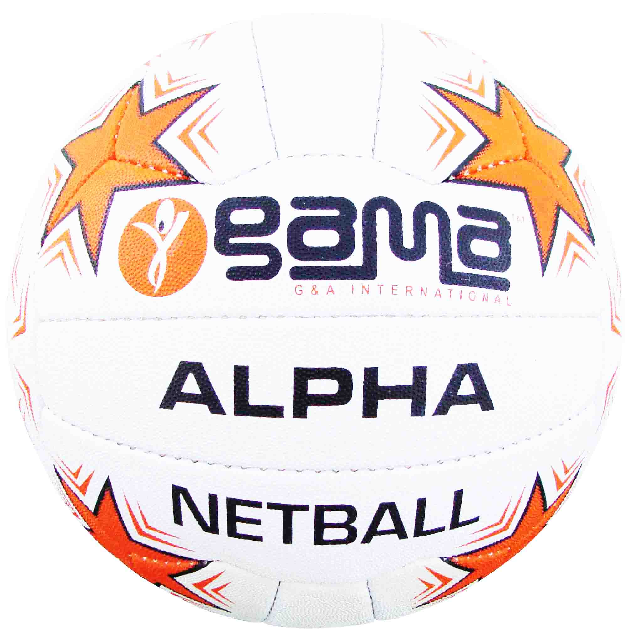 Netball Alpha, Synthetic Pimpled Rubber grade I, 1...