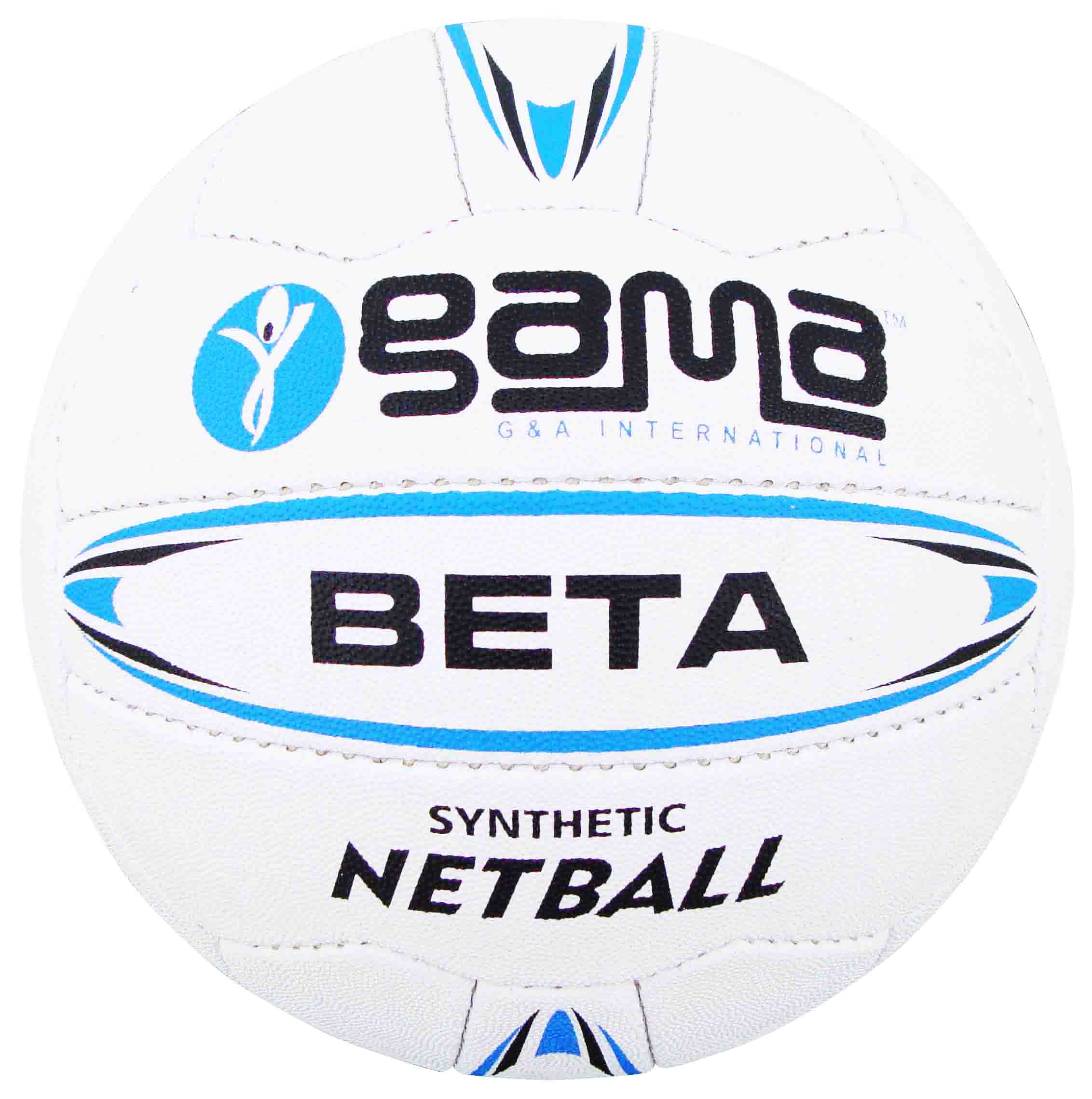 Netball Beta, Synthetic pimpled rubber grade II, 1...