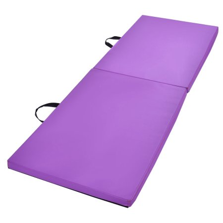 Gymnastics Mat Thick Two Folding Panel