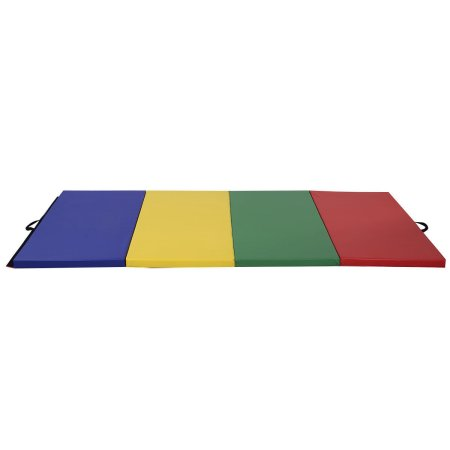 Gymnastics Mat Gym Folding 4 Panel