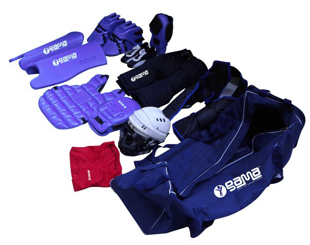 Hockey Goal Keeper Kit Eco